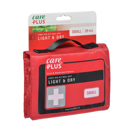 Care Plus First Aid Kit Roll Out Small
