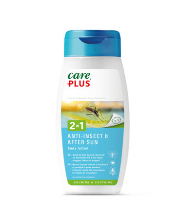 2in1 Anti-Insect & After Sun body lotion