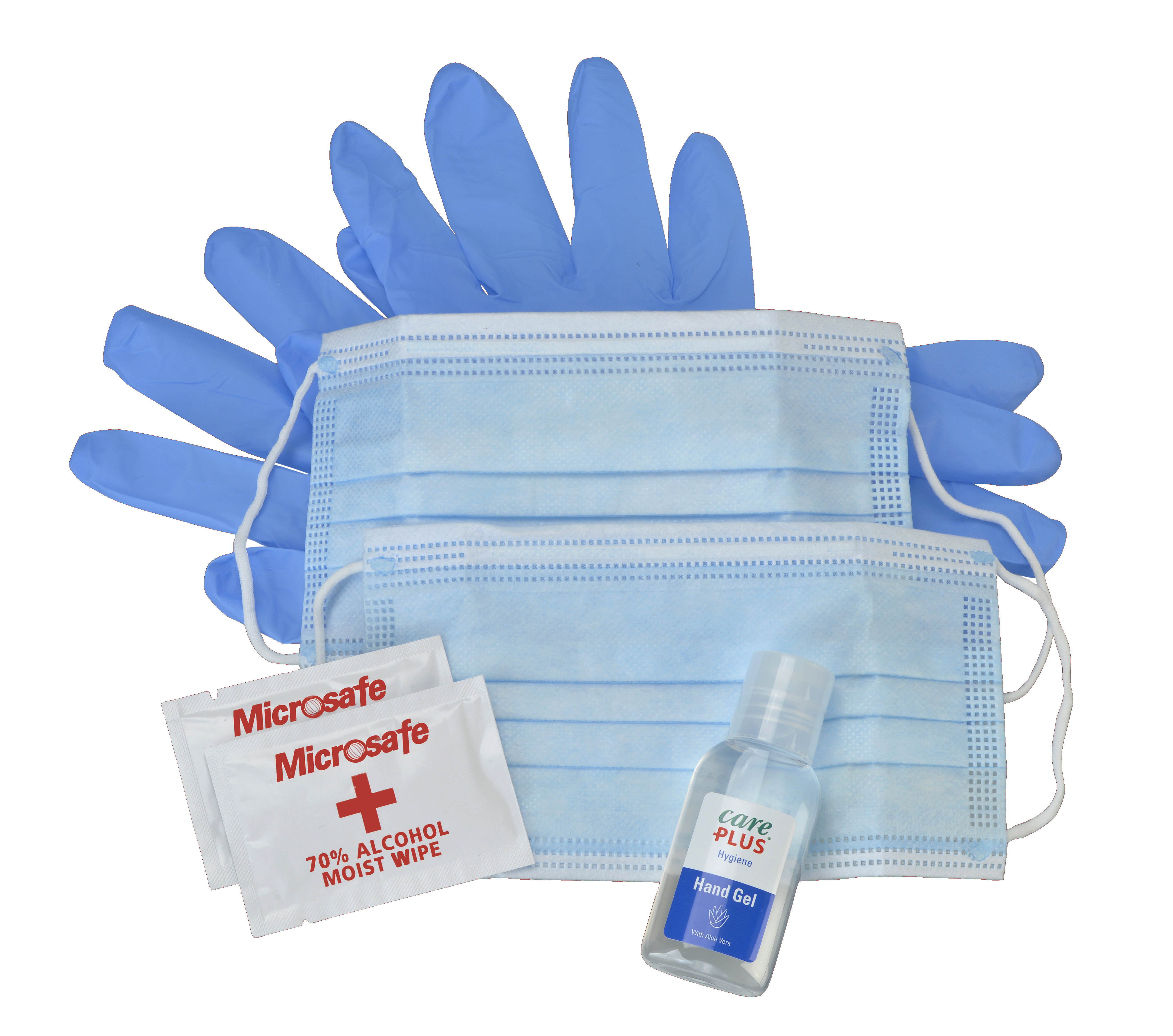 Care Plus Hygiëne Travel Kit