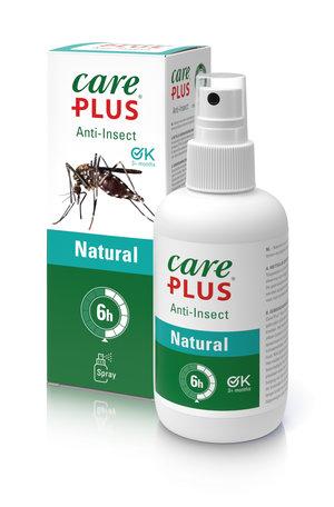 Care Plus Anti-Insect Natural Citriodiol® spray - 200 ml